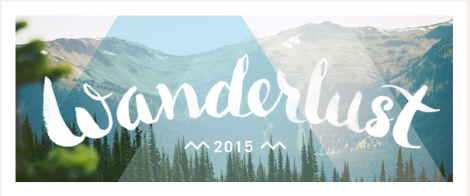 wanderlust 2015
