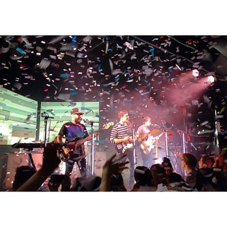 #SOCIALintheCITY: OK GO // Live at The Commodore Ballroom, Vancouver // Presented by LiveNation // Review by: Mara Falstein