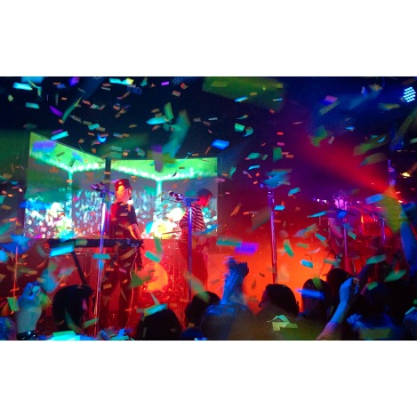 #SOCIALintheCITY: OK GO // Live at The Commodore Ballroom, Vancouver // Presented by LiveNation // Review by: Mara Falstein [@marafalst] // photo: Sara Rose McKenna [@smckennaSC]