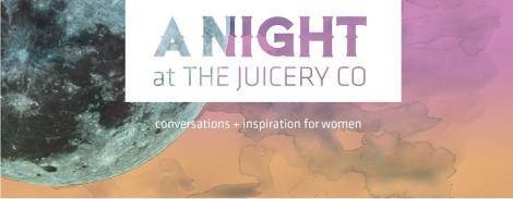 #SOCIALintheCITY at A Night At THE JUICERY CO.
