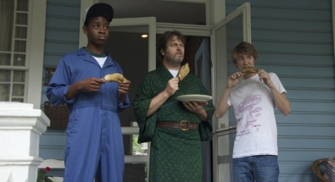 Me And Earl And The Dying Girl // ADVANCED SCREENING PRESENTED BY FOX SEARCHLIGHT PICTURES & VIFF // #SOCIALintheCITY Review by Mara Falstein // © 2015 Twentieth Century Fox Film Corporation  All Rights Reserved