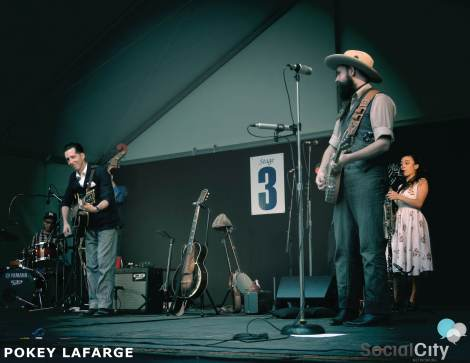 Pokey LaFarge - F O L K F E S T // #VFMF // @vanfolkfest #SOCIALintheCITY moments captured by #CarsonIsenor // Official Social City Networking INC. Photo - all rights reserved