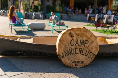Top 3 Moments from Day 1 of #WANDERtribe at Wanderlust Whistler2015 // by Mara Falstein